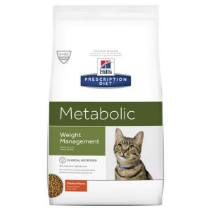 Hill's Prescription Diet Metabolic Weight Management Dry Cat Food 3.85kg Gippsland Veterinary Group