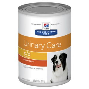 Hill's Prescription Diet c/d Multicare Urinary Care Canned Dog Food 370g Gippsland Veterinary Group