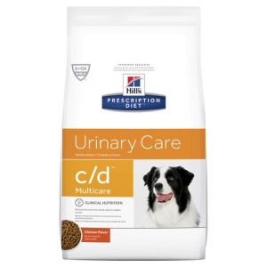 Hill's Prescription Diet c/d Multicare Urinary Care Dry Dog Food 3.85kg Gippsland Veterinary Group