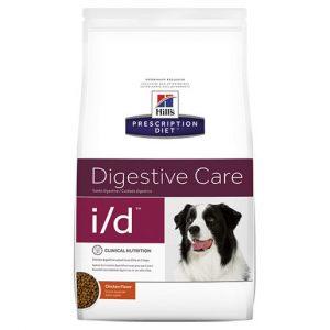 Hill's Prescription Diet i/d Digestive Care Dry Dog Food 3.85kg Gippsland Veterinary Group