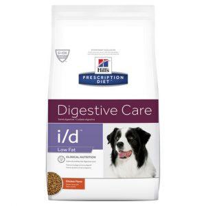 Hill's Prescription Diet i/d Low Fat Digestive Care Dry Dog Food 3.85kg Gippsland Veterinary Group