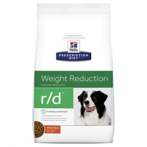Hill's Prescription Diet r/d Weight Reduction Dry Dog Food 12.5kg Gippsland Veterinary Group