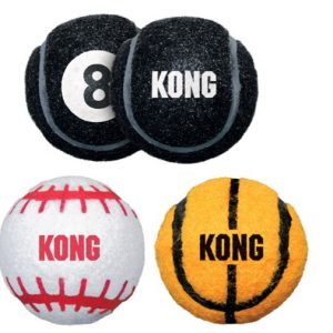 Kong Sports Balls Variety from Gippsland Veterinary Group