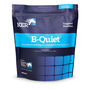 B Quiet Equine Supplement Gippsland Veterinary Group