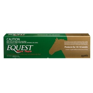 Equest Worming Tape Gippsland Veterinary Group