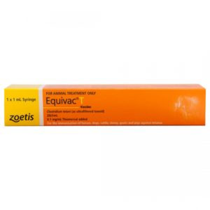 Equivac T Vaccine for Horses Gippsland Veterinary Group